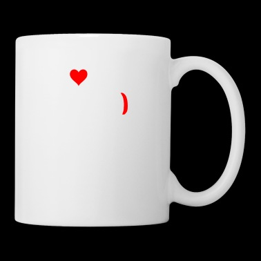 Mouse Finger Hands She's Mine - Coffee/Tea Mug