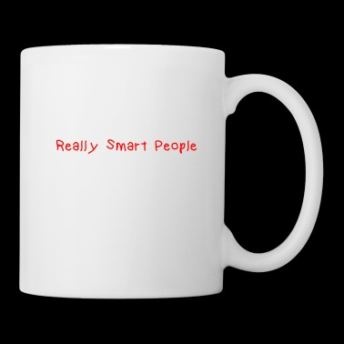 Really Smart People Were Born In 2002 - Coffee/Tea Mug