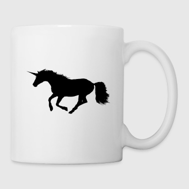 Wild Galloping Unicorn - Coffee/Tea Mug