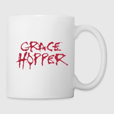 Grace Hopper / Alice Cooper - Coffee/Tea Mug