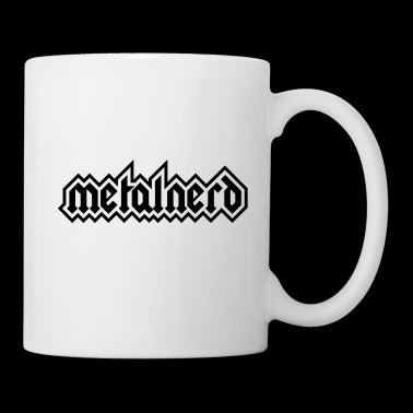Heavy Metal Nerd - Coffee/Tea Mug