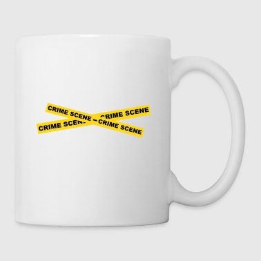 Crime Scene Tape - Coffee/Tea Mug