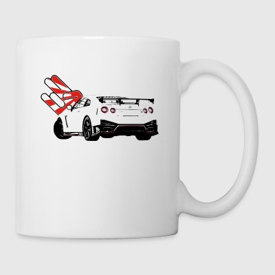 Nissan GTR R35 - Coffee/Tea Mug