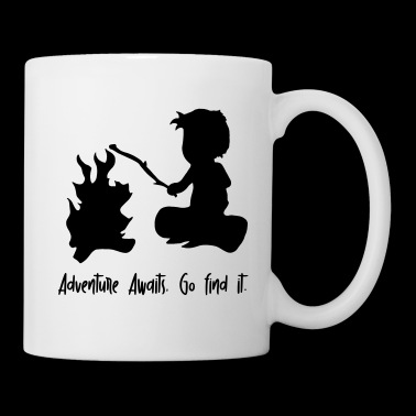Adventure Awaits. Go find it! - Coffee/Tea Mug