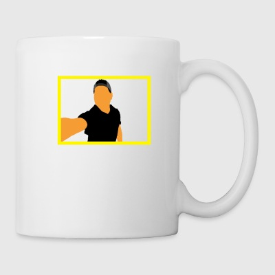 Yellow Frame - Coffee/Tea Mug