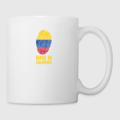 Made in Colombia - Coffee/Tea Mug