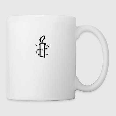 barbed wire - Coffee/Tea Mug