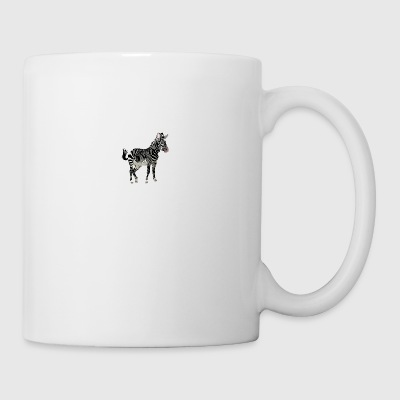 zebra - Coffee/Tea Mug