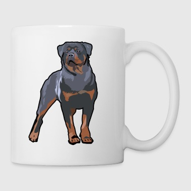 Rottweiler - Coffee/Tea Mug