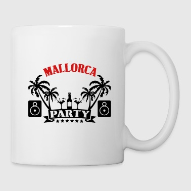Mallorca Party - Coffee/Tea Mug