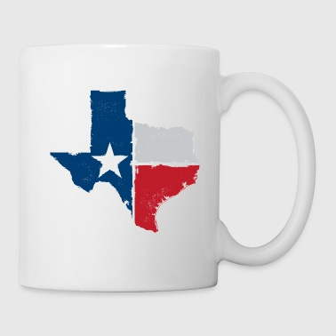 BK is from Texas - Coffee/Tea Mug
