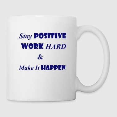 Stay Positive Accessories - Coffee/Tea Mug