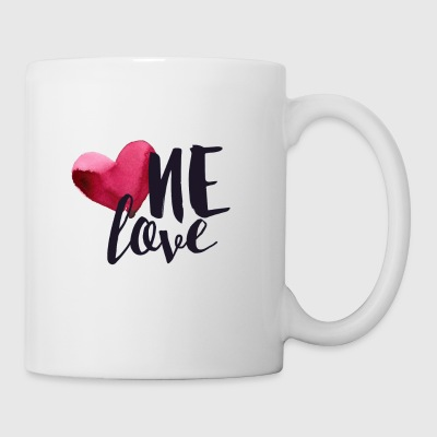 ONE LOVE - Coffee/Tea Mug