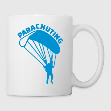 Parachuting - Coffee/Tea Mug
