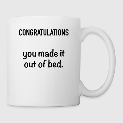 Congratulations - Coffee/Tea Mug