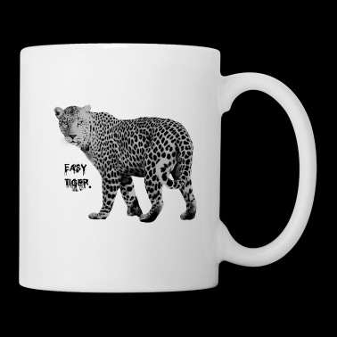 Easy Tiger Shirt Unisex Shirt - Coffee/Tea Mug