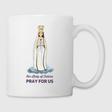 Our lady of Fatima - Coffee/Tea Mug