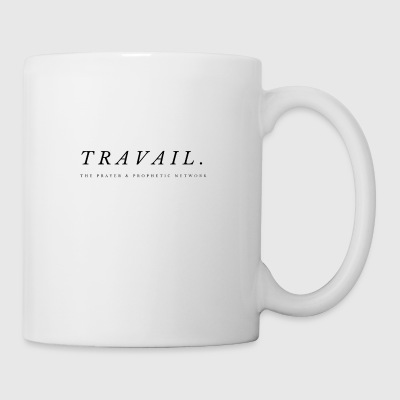 TRAVAIL - Coffee/Tea Mug