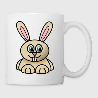 rabbit eastern - Coffee/Tea Mug