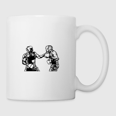 FIGHT HARD - Coffee/Tea Mug