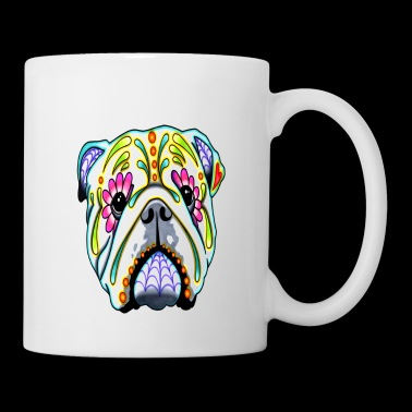 bulldog quick snack - Coffee/Tea Mug