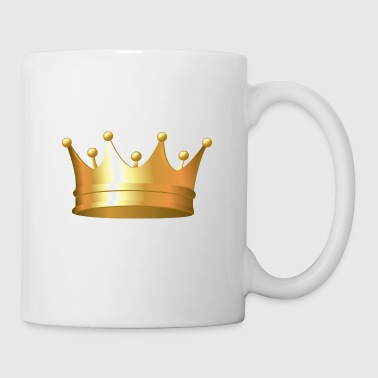Golden Royal crown - Coffee/Tea Mug