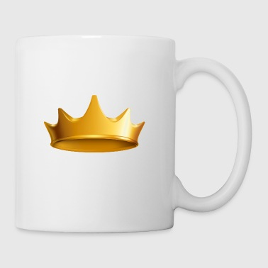 King Golden Royal crown VIP - Coffee/Tea Mug