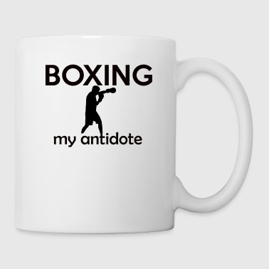 boxing design - Coffee/Tea Mug