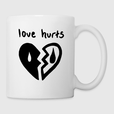 Love Hurts - Coffee/Tea Mug