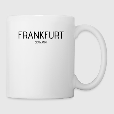 Frankfurt - Coffee/Tea Mug