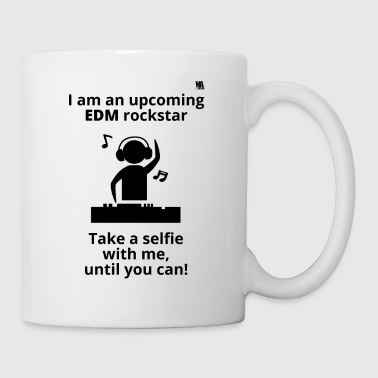 Upcoming EDM rockstar! - Coffee/Tea Mug