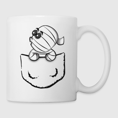 cute mummy - Coffee/Tea Mug