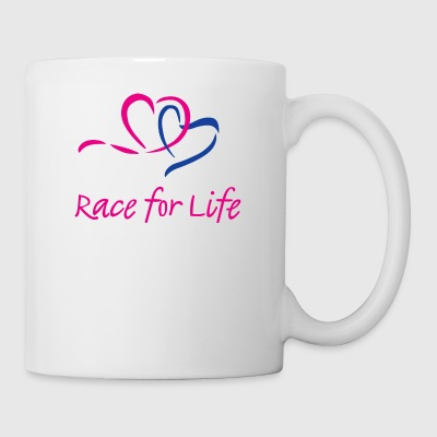 RACE FOR LIFE - Coffee/Tea Mug