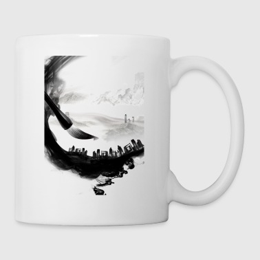 The city - Coffee/Tea Mug