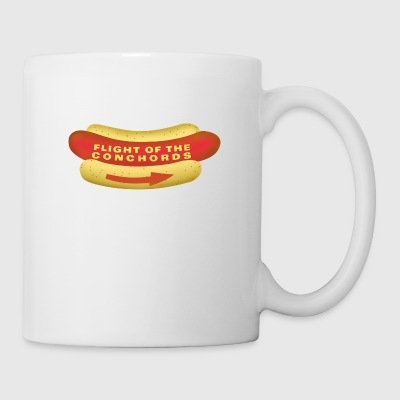 Flight Conchords Hotdog2 - Coffee/Tea Mug