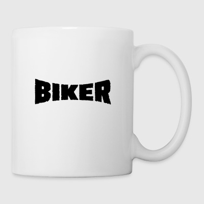 Biker - Coffee/Tea Mug