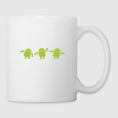 Android Skate - Coffee/Tea Mug