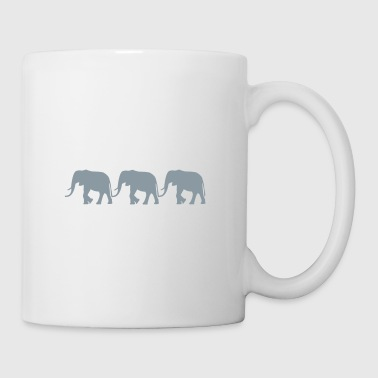 elephant - Coffee/Tea Mug