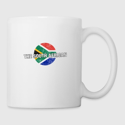 Have No Fear The South African Is Here Shirt - Coffee/Tea Mug