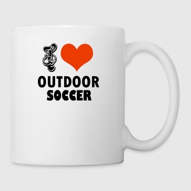 SOCCER DESIGN - Coffee/Tea Mug