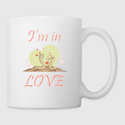 I am in love - Coffee/Tea Mug