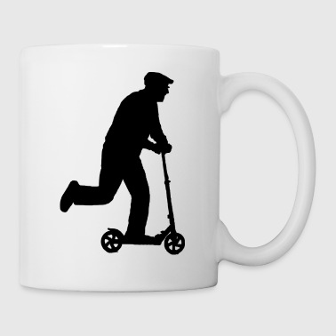 old man - Coffee/Tea Mug