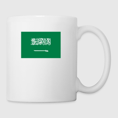 National Flag Of Saudi Arabia - Coffee/Tea Mug