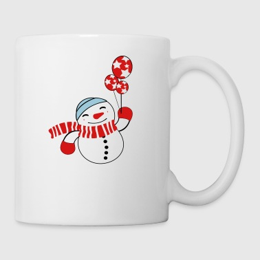 snowman - Coffee/Tea Mug