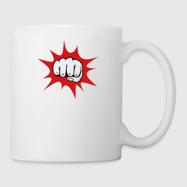 fist - Coffee/Tea Mug