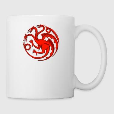 Great House Dragon - Coffee/Tea Mug