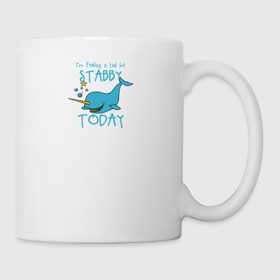 Cute Narwhal Gift - Coffee/Tea Mug