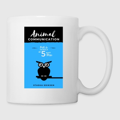 Animal Communication Book Cover - Coffee/Tea Mug