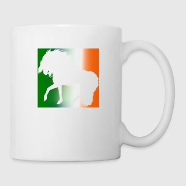 ireland Fanshirt 2018 - Coffee/Tea Mug