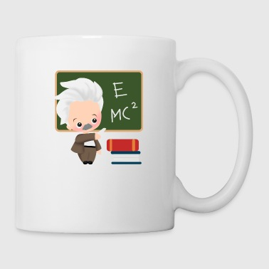 Albert Einstein Theory of Relativity - Coffee/Tea Mug
